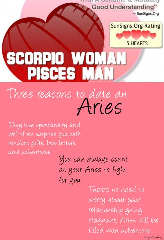 Love how shows scorpio a man his How Does